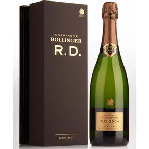 Champagne Bollinger Extra Brut 2004